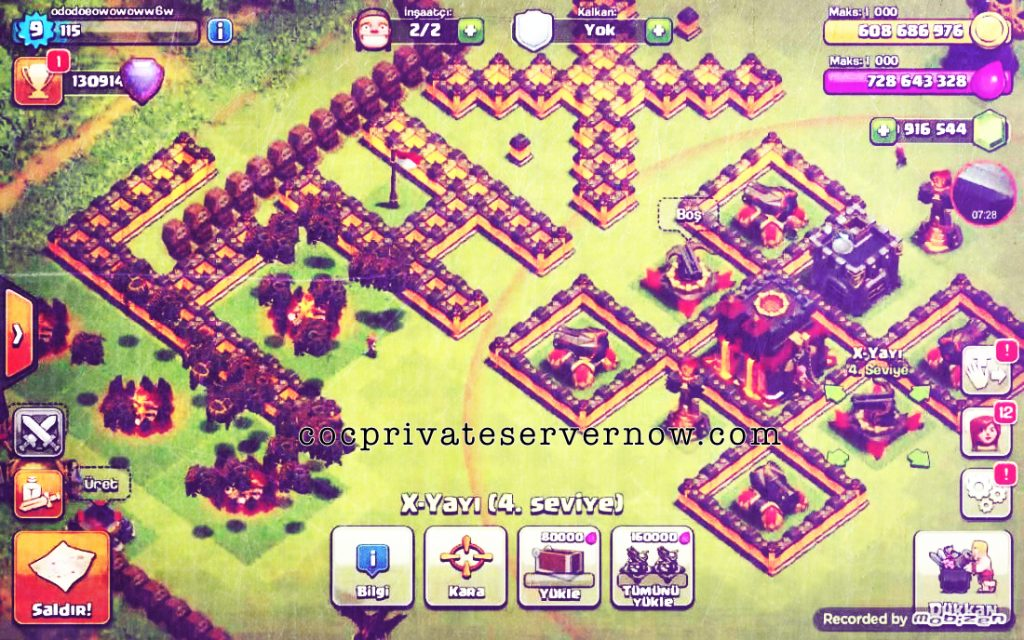 clash of clans hack private server 2018